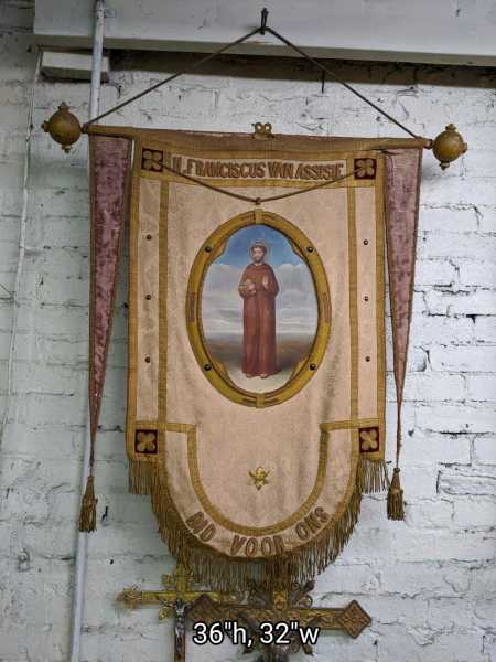 Early-St-Francis-of-Assisi-Church-Banner-Dutch