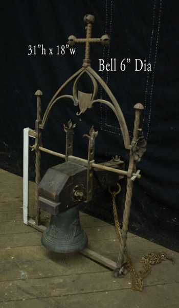 Catholic-Church-Antique-Bell-1
