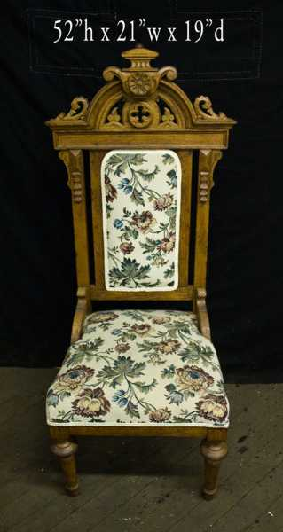 Catholic-Church-Antique-Chair-12