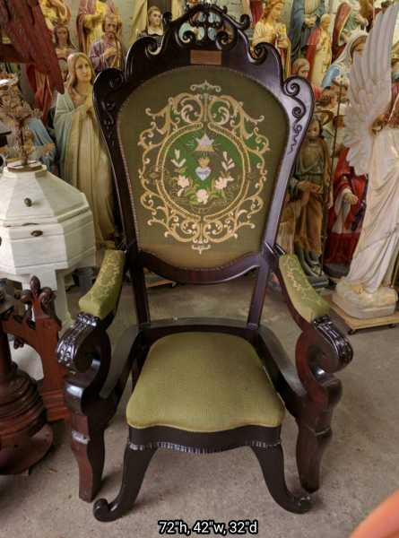 Large-Bishop-Priest-Chair