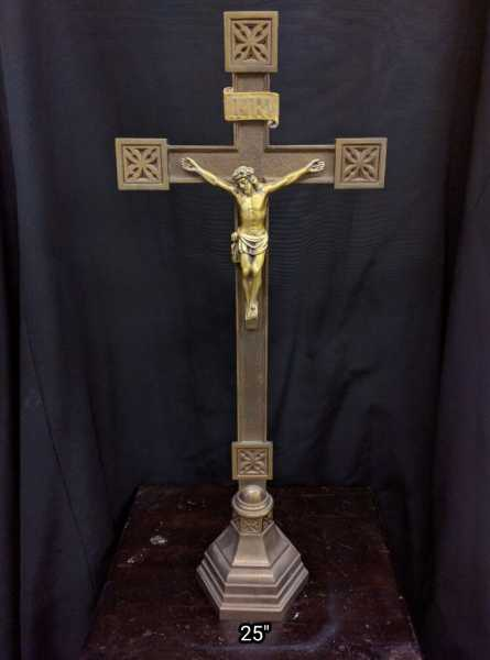 Antique-Altar-Cross-Crucifix-9