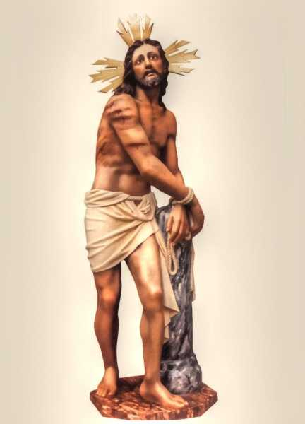 Christ-at-the-Column-Statue-A