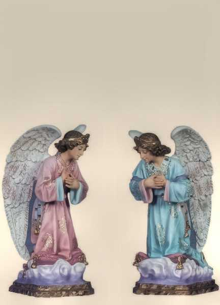 Kneeling-Angels-Statues