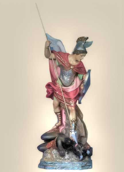 Saint-Michael-the-Archangel-Statue-A