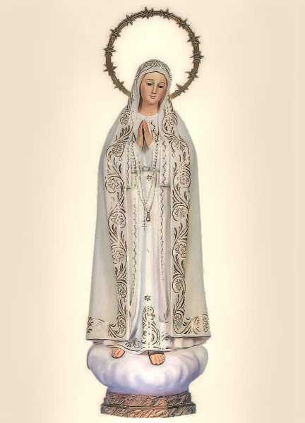 Our-Lady-of-Fatima-Statue