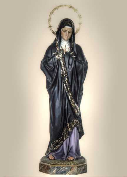 Our-Lady-of-Solitude-Blessed-Virgin-Mary-Statue