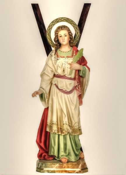 Saint-Eulalia-of-Barcelona-Statue