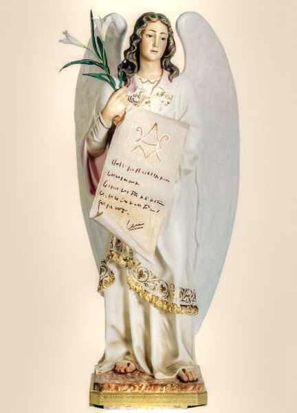 Saint-Gabriel-The-Archangel-Statue