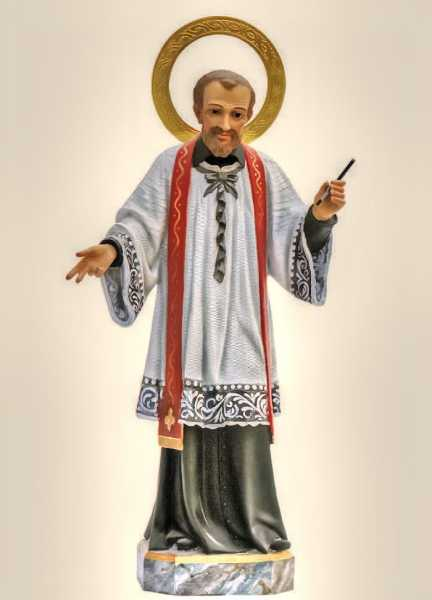 Saint-Vincent-de-Paul-Statue