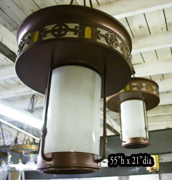 Used-Church-Lights-Lamps-8