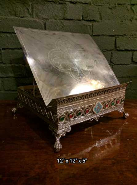 Used-Church-Catholic-Missal-Stand-2