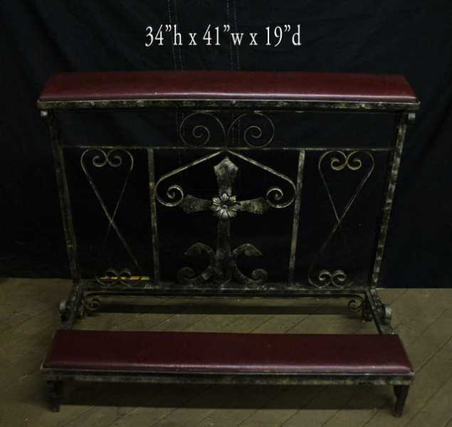 Used-Church-Kneeler-Prie-Dieu-14