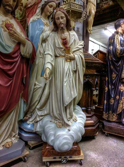 Church Statues