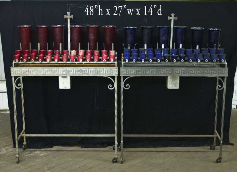 Used-Church-Votive-Stand-20
