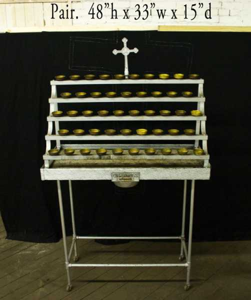 Used-Church-Votive-Stand-15